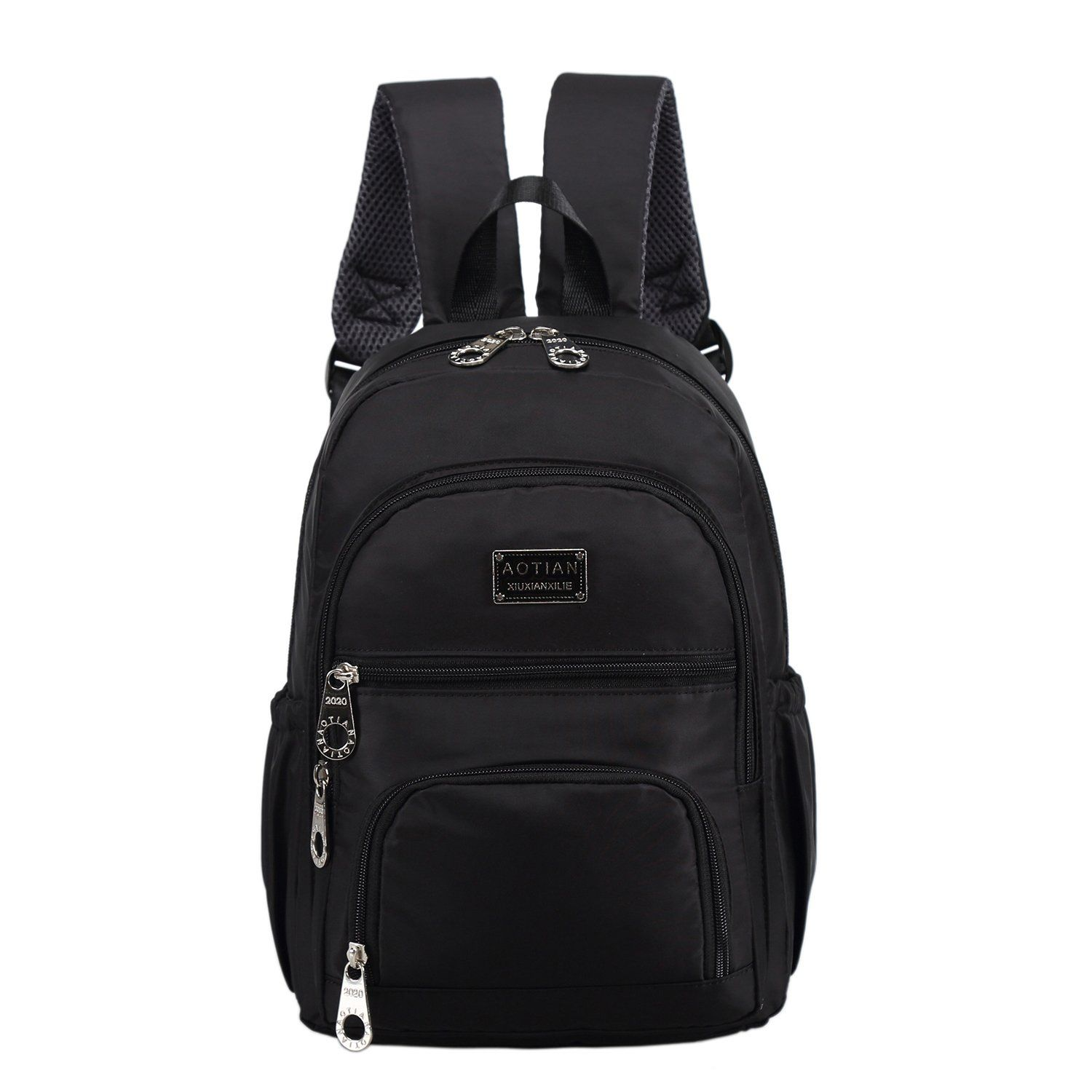 AOTIAN Small Nylon Women Backpacks Casual Lightweight Strong Packback  Daypack For Girls Cycling Hiking Camping Travel 47a0764510a1f