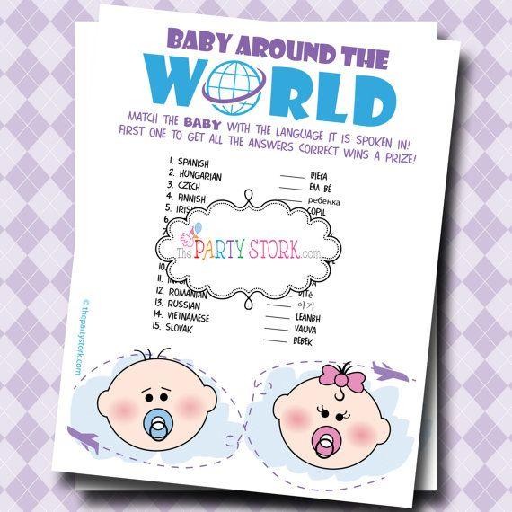 Girl Or Boy Baby Shower Games Fun Karaoke Baby Shower