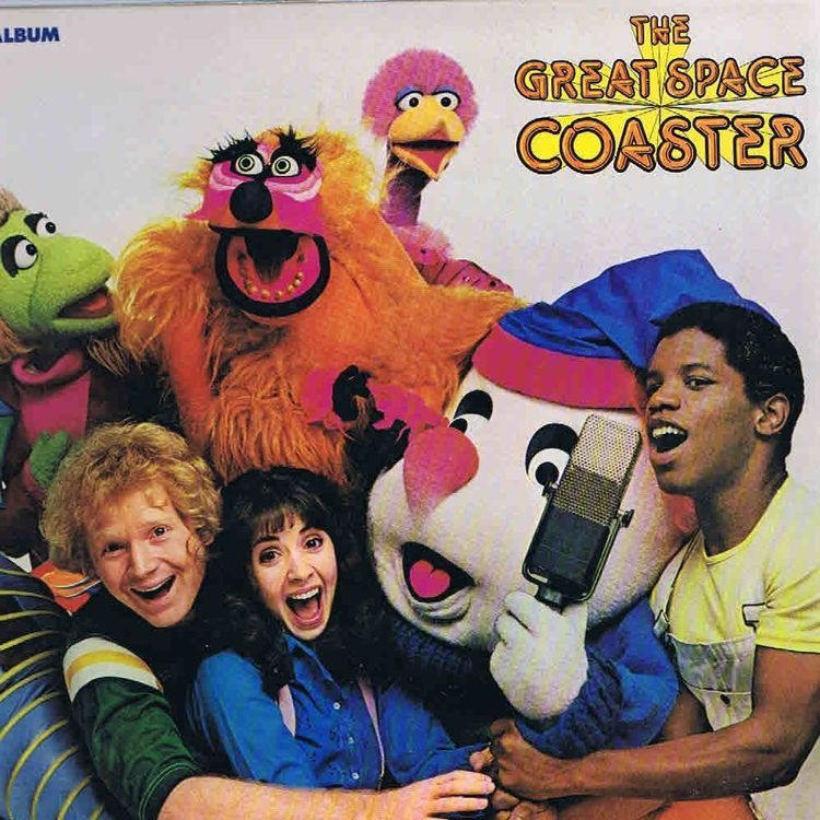 The Great Space Coaster   I remember this!   Originals cast