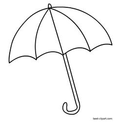 Free Black And White Umbrella Clip Art Umbrella Art Art Images Umbrella