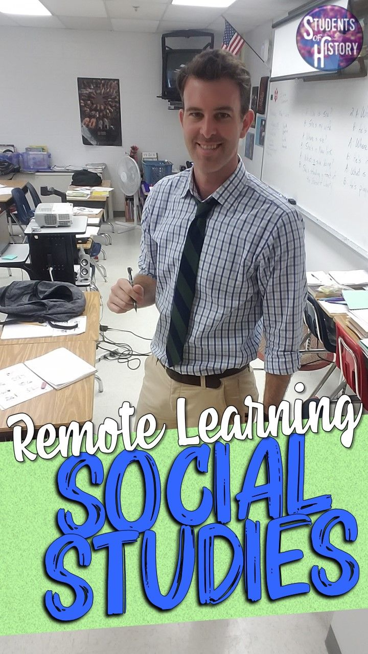 Photo of Remote Learning Digital Activities for Social Studies