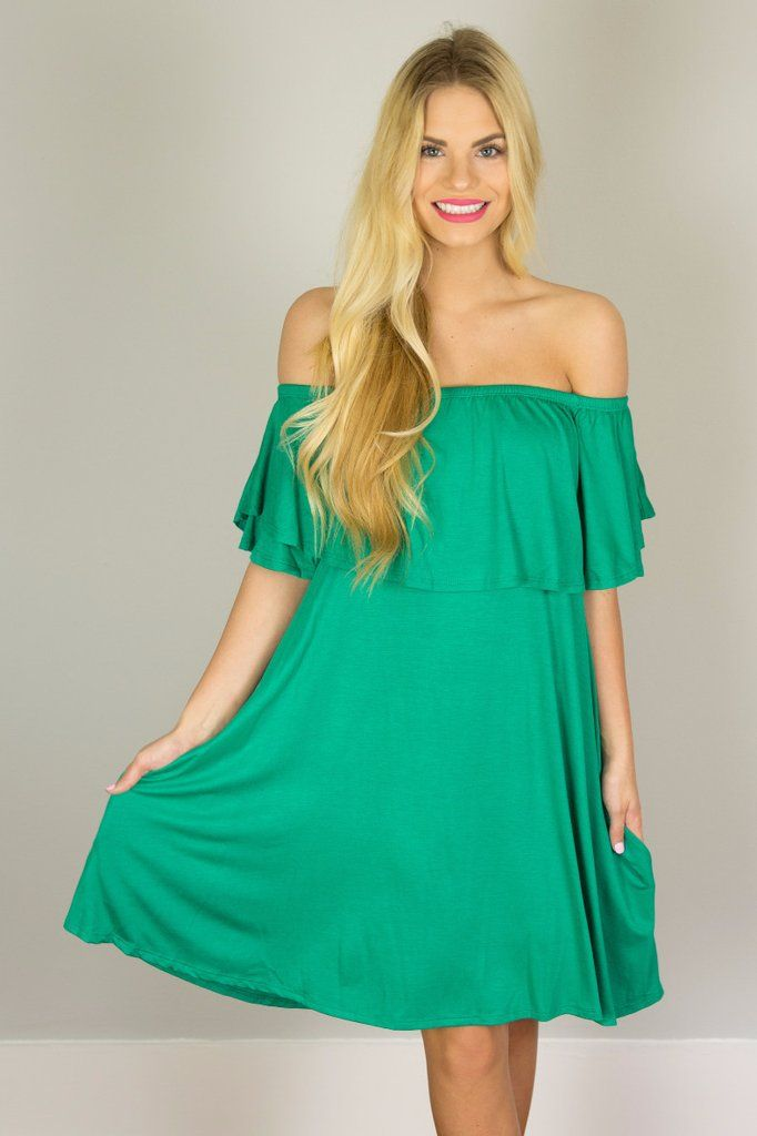 40496f420f97 Off the shoulder dress