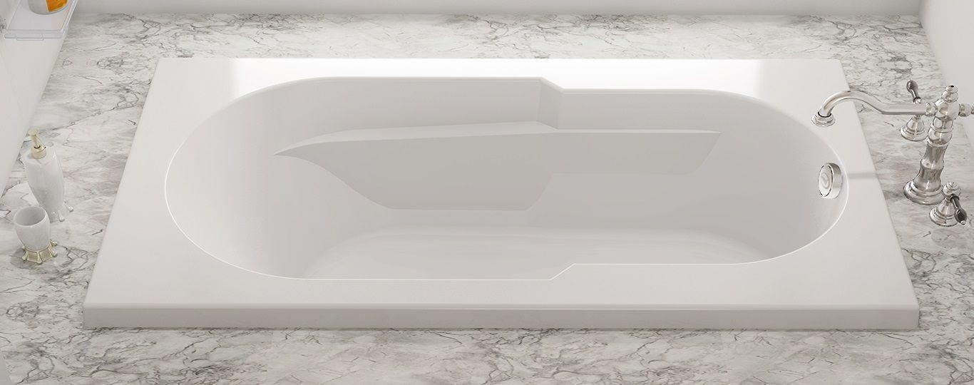 Primo® Oval in Rectangle Bath | Jacuzzi Luxury Bath | Pinterest ...