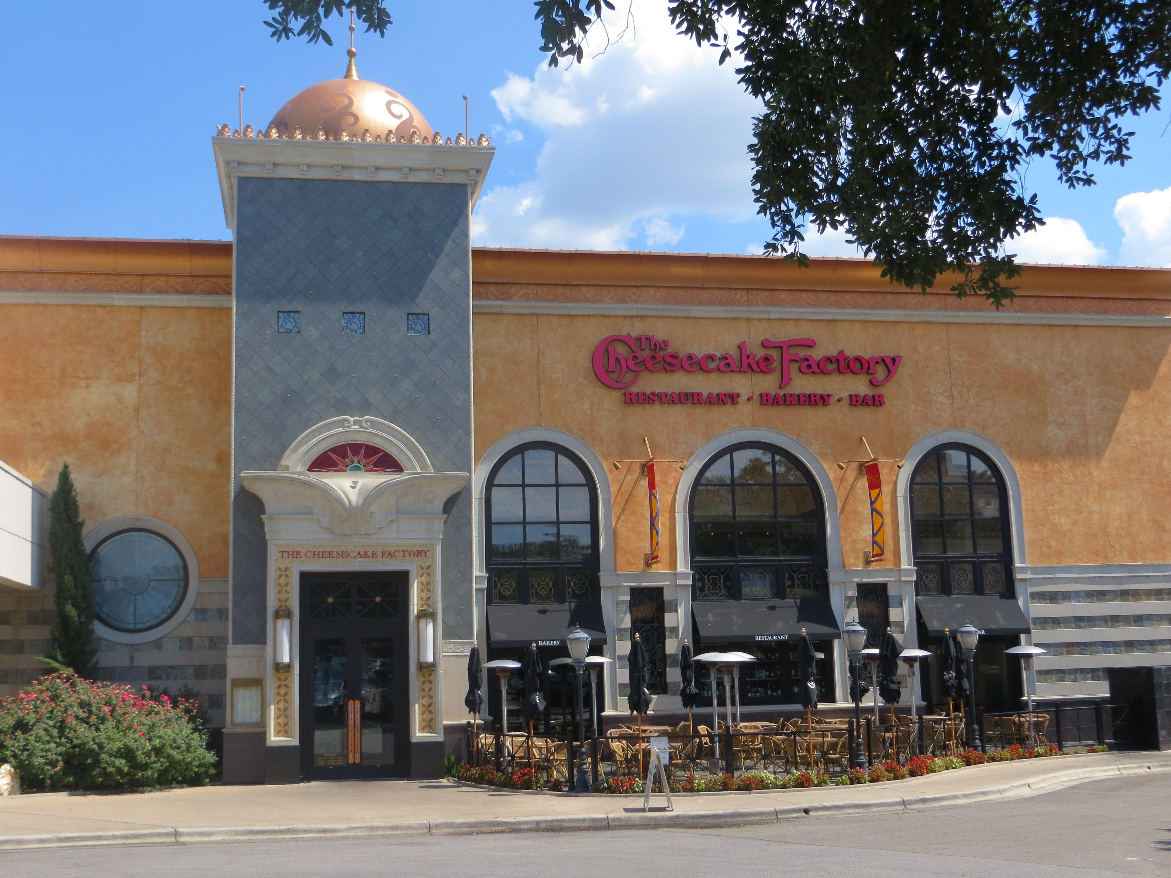 One Of The Fine Restaurants In Arboretum Austin
