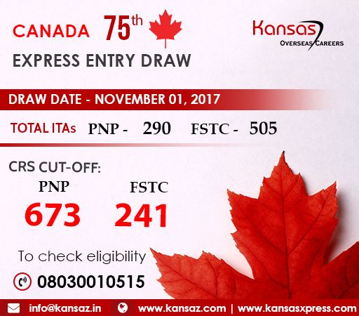 Canada express entry latest draw 2018 rounds of invitations immigration canada stopboris Images