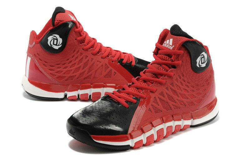 super popular 92bf1 c7082 Adidas Rose 773 2.0 University Red Black White