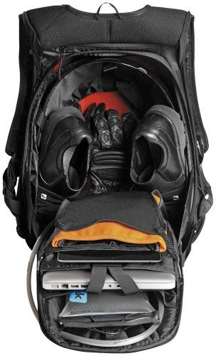 Ogio No Drag Mach 5 Stealth Backpack U2013 One Size Ogio No Drag Mach 5 Stealth  Backpack U2013 Helmet Visor Padded Protective Compartment U2013 Shoe Storage  Dedicated ...