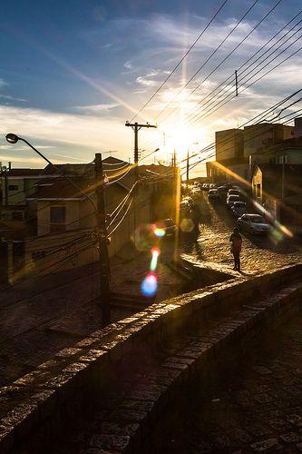 Contra luz/Backlight- Marcas de Luz/the pedestrian