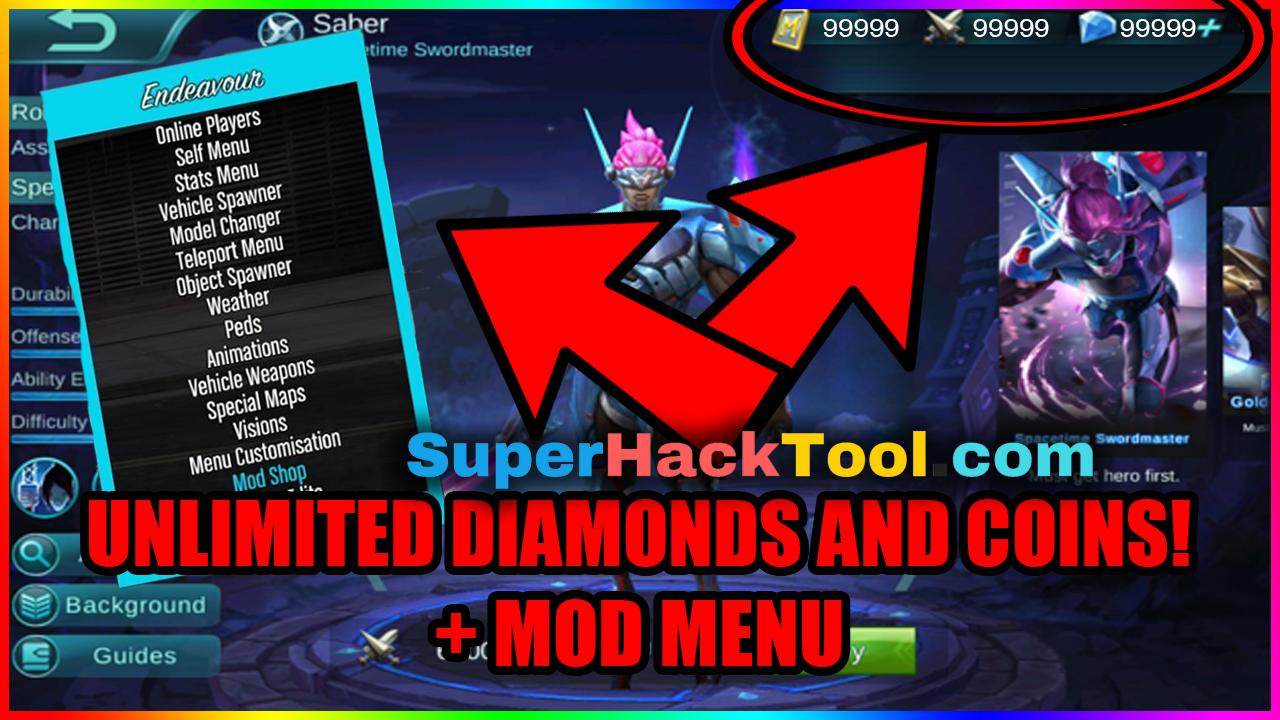 Mobile Legends 5v5 Hack Cheats Generator Get Unlimited