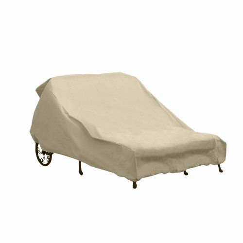 Hearth Garden Sf40237 Double Chaise Lounge Cover Review Best Led