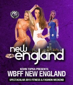 """The WBFF New England Fitness and Fashion Show offer the Best of the Best in  Muscle Model, Figure Model, Diva Bikini Model, Diva Fitness Model, Male Fitness Model, Commercial Model, Transformation Division as they compete for the richest title in our sport earning """"Pro Status"""". Get your tickets now at www.thevetsri.com"""