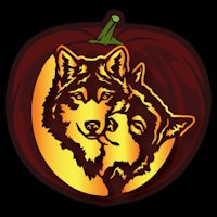 Wolf Love Co Stoneykins Pumpkin Carving Patterns And Stencils