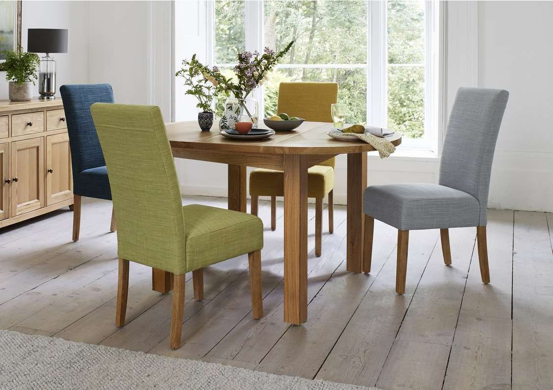California Extending Round Dining Table In 2020 Round Dining