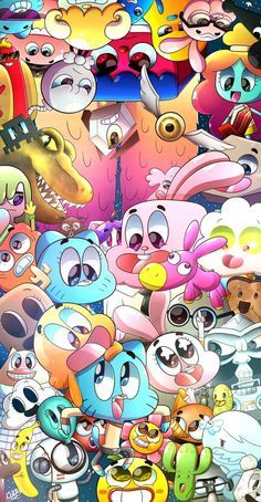 The amazing world of Gumball by Arachnide-pool on DeviantArt