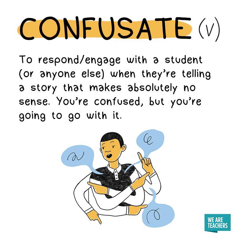 21 Vocabulary Words That Only Teachers Understand Teaching Memes Teacher Humor Teacher Memes