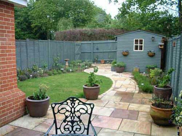 Pin By Rozborila On Home Ideas Low Maintenance Garden Design Small Backyard Landscaping Backyard Landscaping