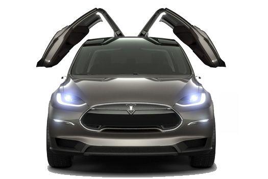 Tesla To Launch Suv With Gull Wing Doors Tesla Model X Tesla Model Tesla