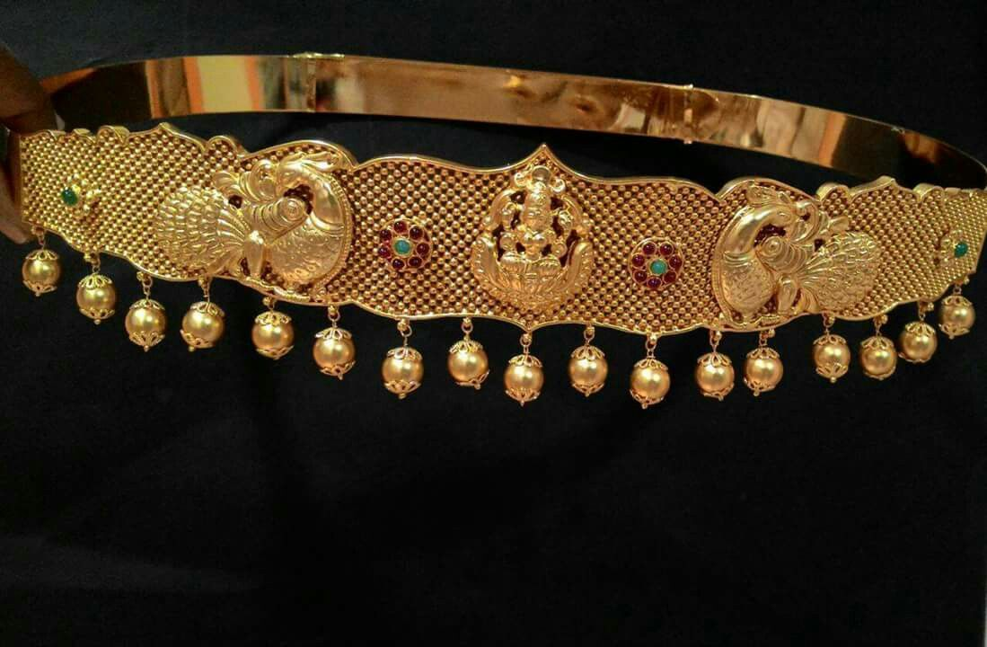 Gold vaddanam oddiyanam kammarpatta waisbelt designs south indian - Explore Jewellery Designs Silver Jewellery And More