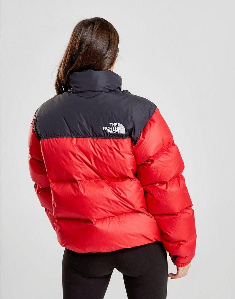 The North Face Nuptse 1996 Jacket North Face Jacket North Face Jacket Outfit Black North Face Jacket [ 1003 x 787 Pixel ]