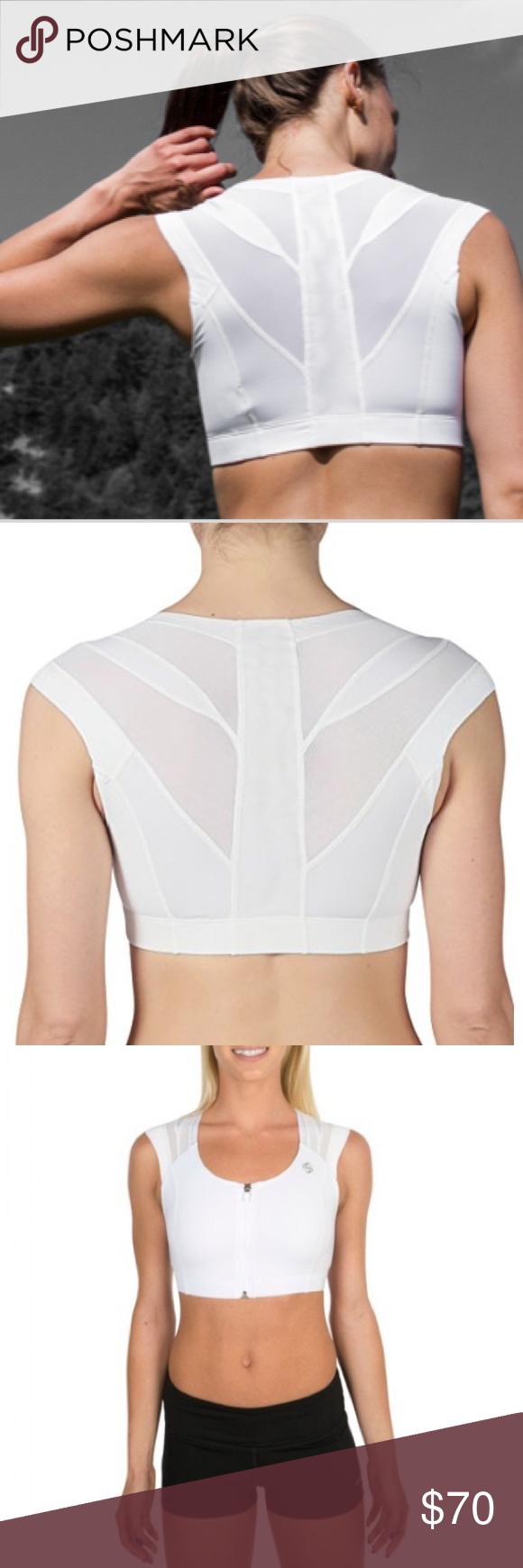 NWT IntelliSkin Posture Correcting sport bra Bought from