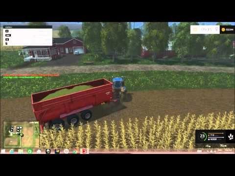RidingMountainGamer - YouTube Corn Silage | Farming Simulator 2017