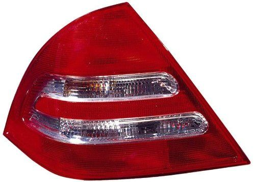Depo 3401902lus Mercedesbenz Cclass Driver Side Replacement Taillight Unit Without Bulb Check Out This Great Product By Click Affilia Mercedes Benz C230 Tail Light Mercedes Benz
