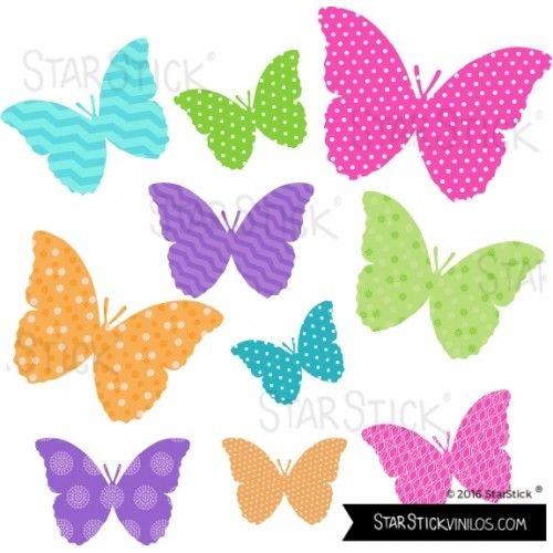 Mariposas dulces vinilos mandalas pinterest mariposas dulces y decorar paredes - Mariposas para decorar ...