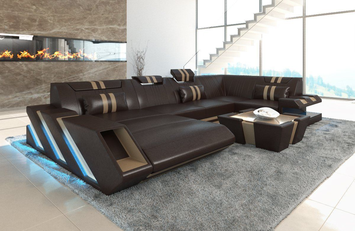 Sofa Dreams Wohnlandschaft »Apollonia«, U Form | OTTO#apollonia #dreams #form #otto #sofa #wohnlandschaft in 2020 | Sofa, Sectional couch, Couch