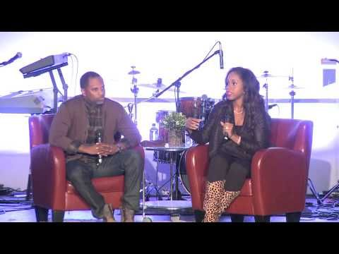 Touré Roberts and Sarah Jakes on Love, Purpose