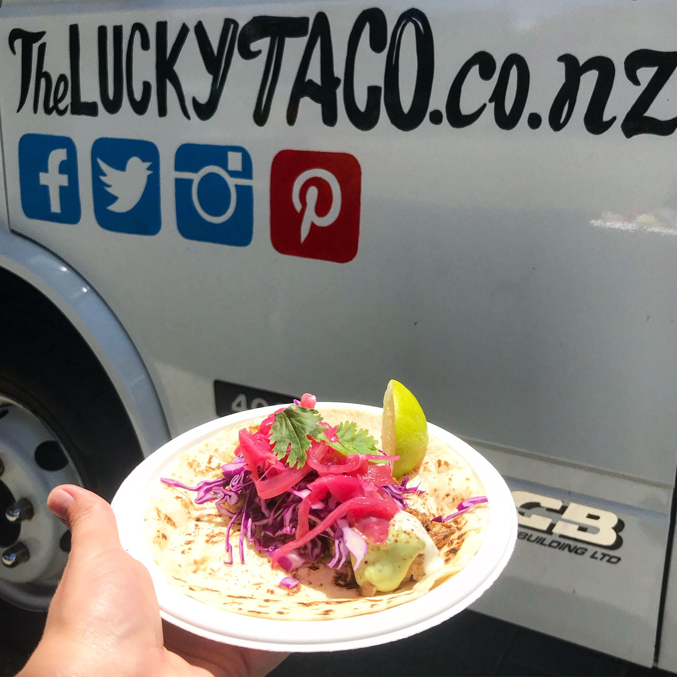 Fish Lucky Taco! 🐟🌮🤘🏽