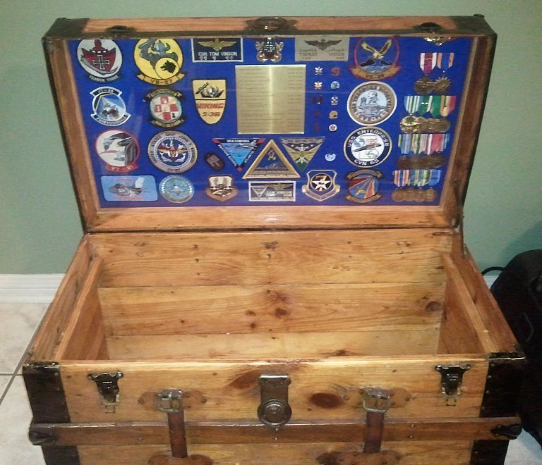 Military Retirement Shadow Boxes Retirement Shadowbox