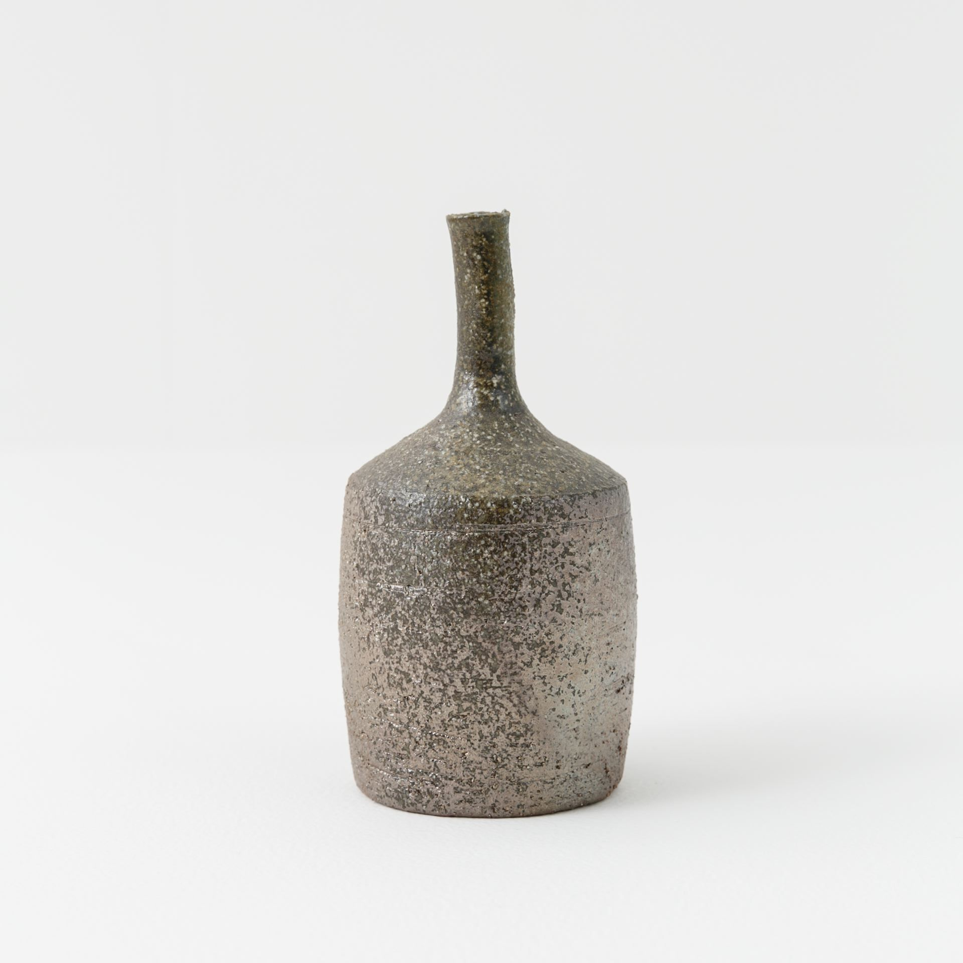 Otani Workshop Small Jar, c. 2014 Ceramic 4 7/8 x 2 3/8 x 2 3/8 inches