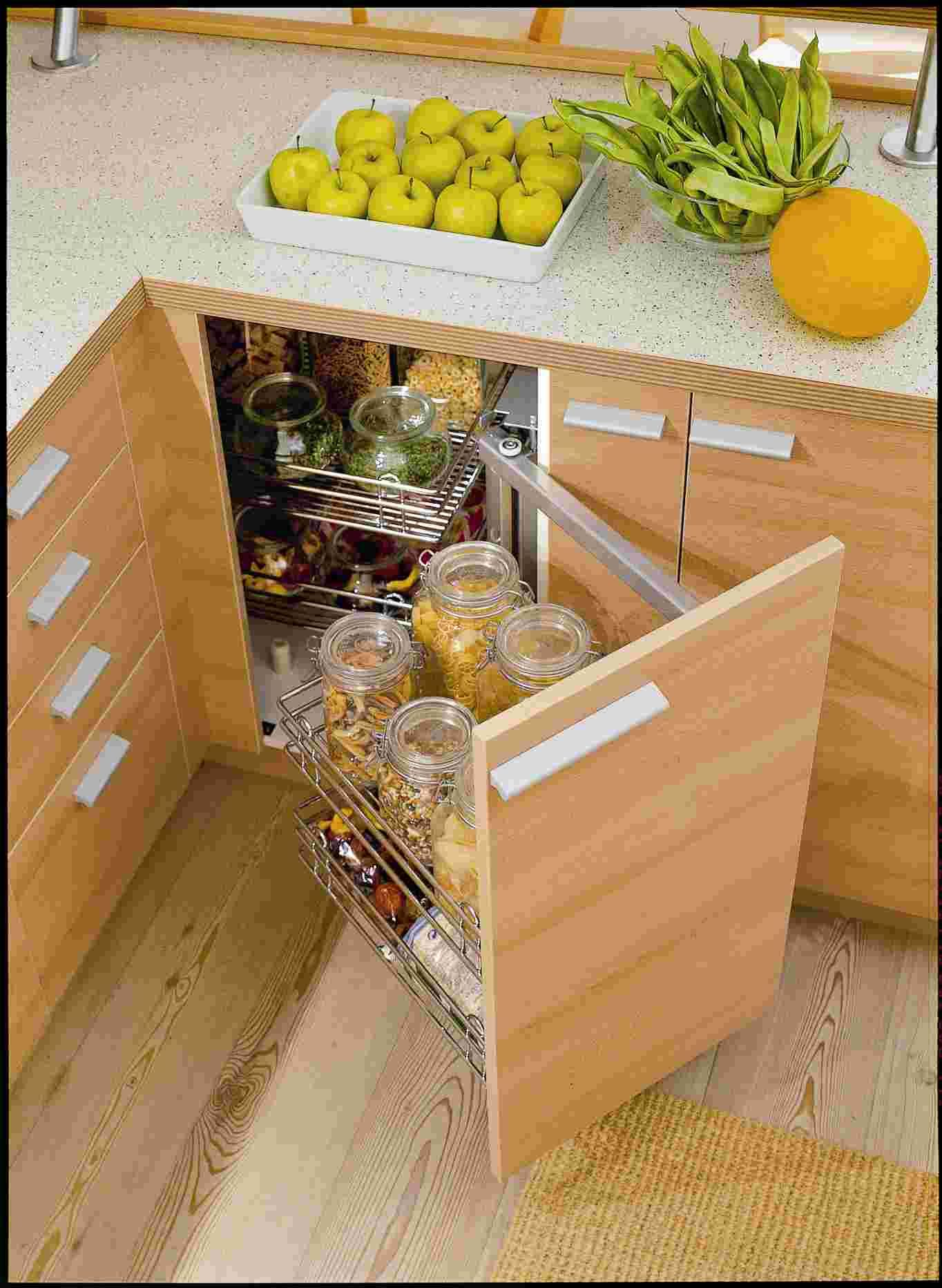 ordinary Kitchen Cabinets Trolleys Pictures #7: Kitchen Inspiration Cabinets With Postforming Shutters Picture listed in: