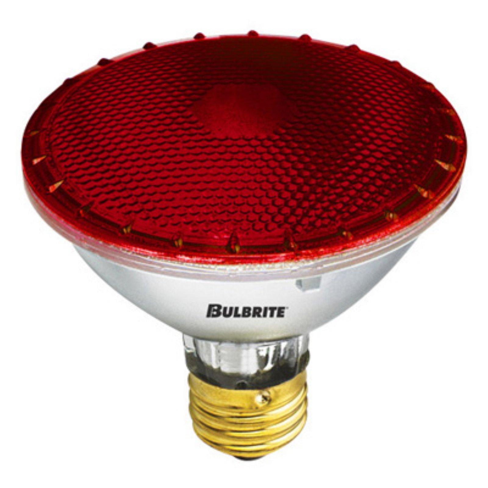 GU10 Base Flood Light 634075 4 Pack Bulbrite 75R111GU//FL 75-Watt Halogen R111 Reflector
