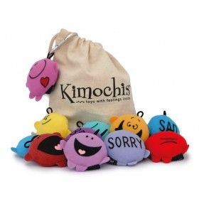 Quick pick of the day-Toys With Feelings--helping kids figure out what to do with emotions.