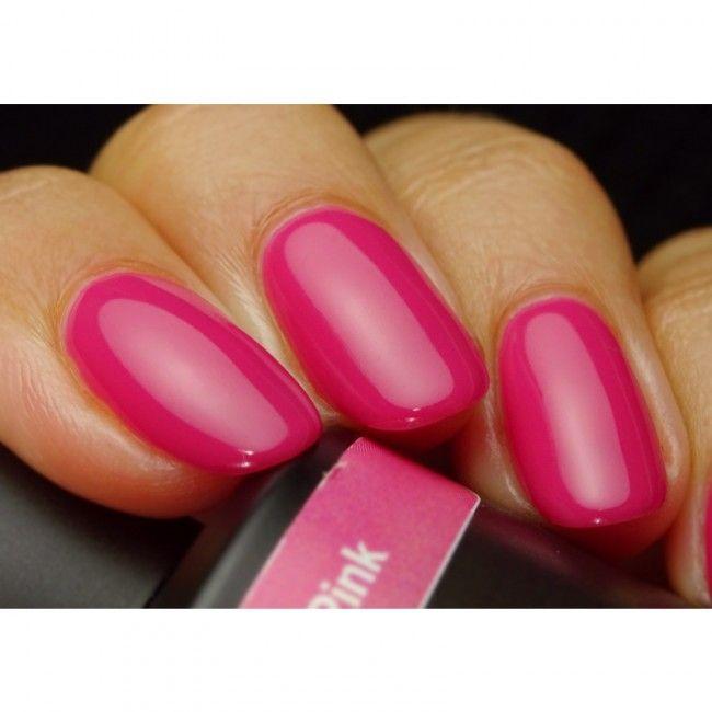 Pink Gellac 103 Pepper Pink Gel Nagellack Via Pinkgellac Com Nagels Schoonheid