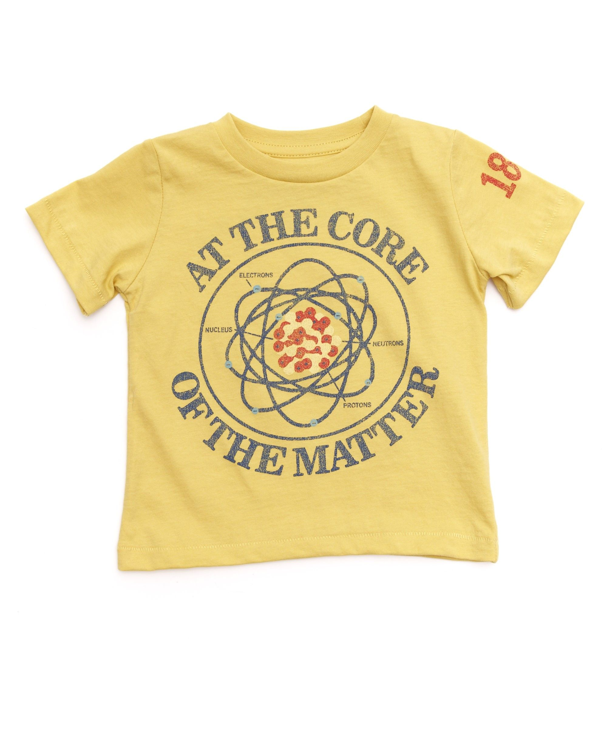 Baby Core of the Atom Tee. For the cutest little nerdy :)