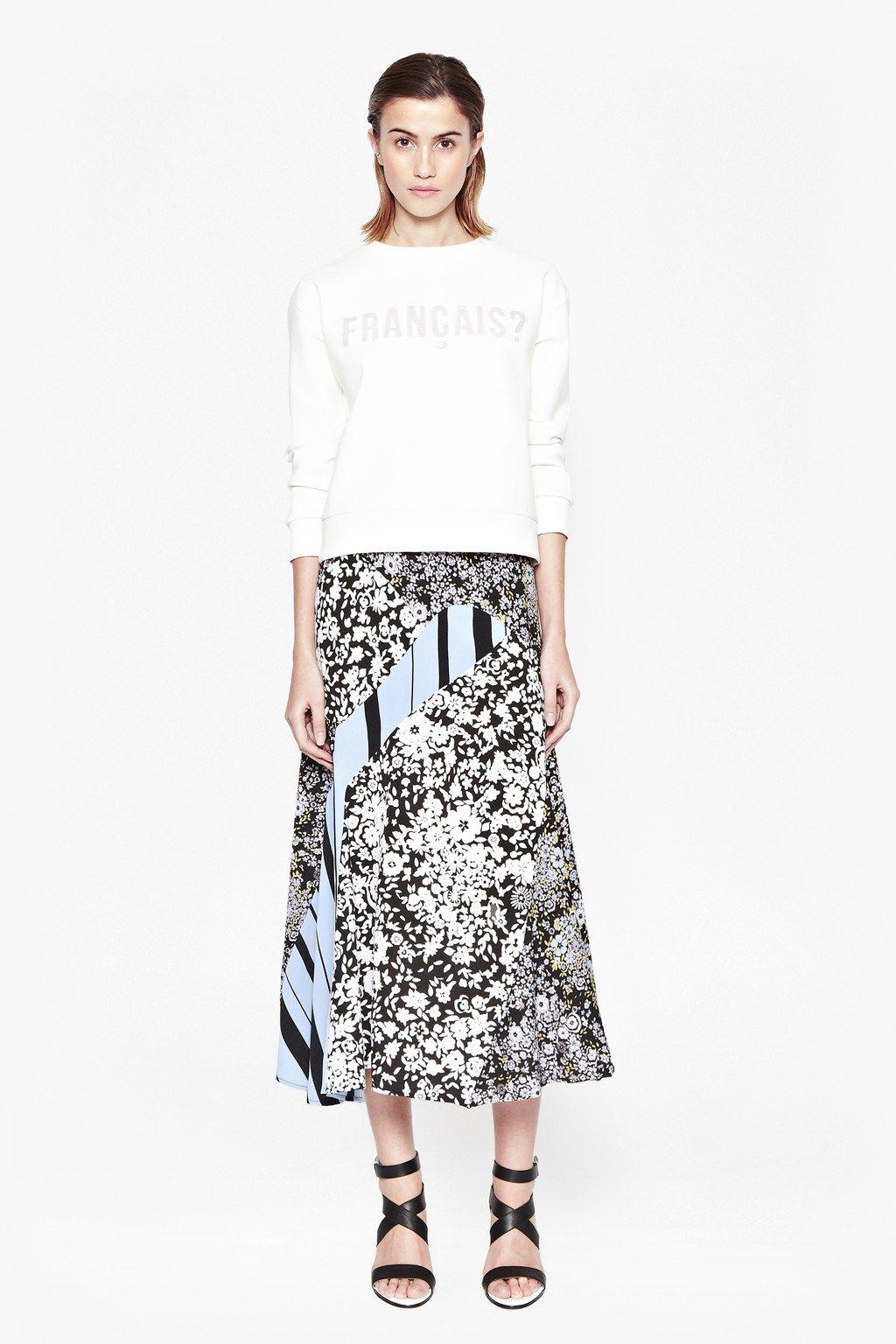 Freida Flower Maxi Skirt - Skirts - French Connection Usa