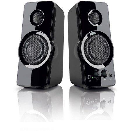 BlackWeb 2.0 Powerful Speaker System $20.00
