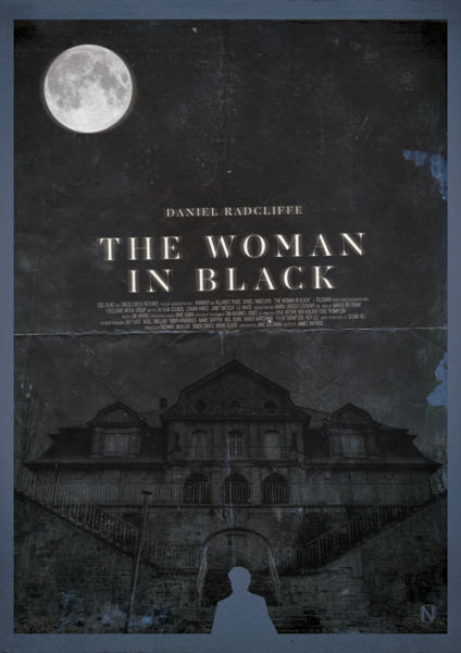 The Woman In Black 2012 The Woman In Black Alternative Movie Posters Horror Posters