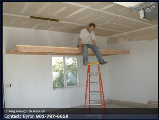 Garage Overhead Storage Projects For My Garage Garage