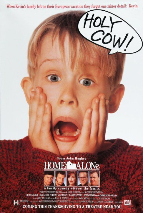 Home Alone (1990) Re-watched in Decemeber 2015