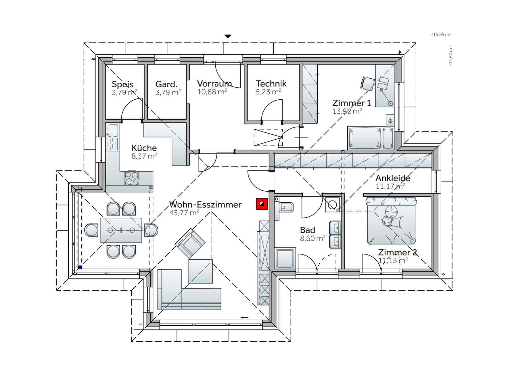 55 Phantasie Haus Und Grundrisse Trend Haus Und Grundrisse
