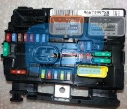 ecc6500hw engine fuse box products box, engineering, peugeot Citroen C5 Aircross
