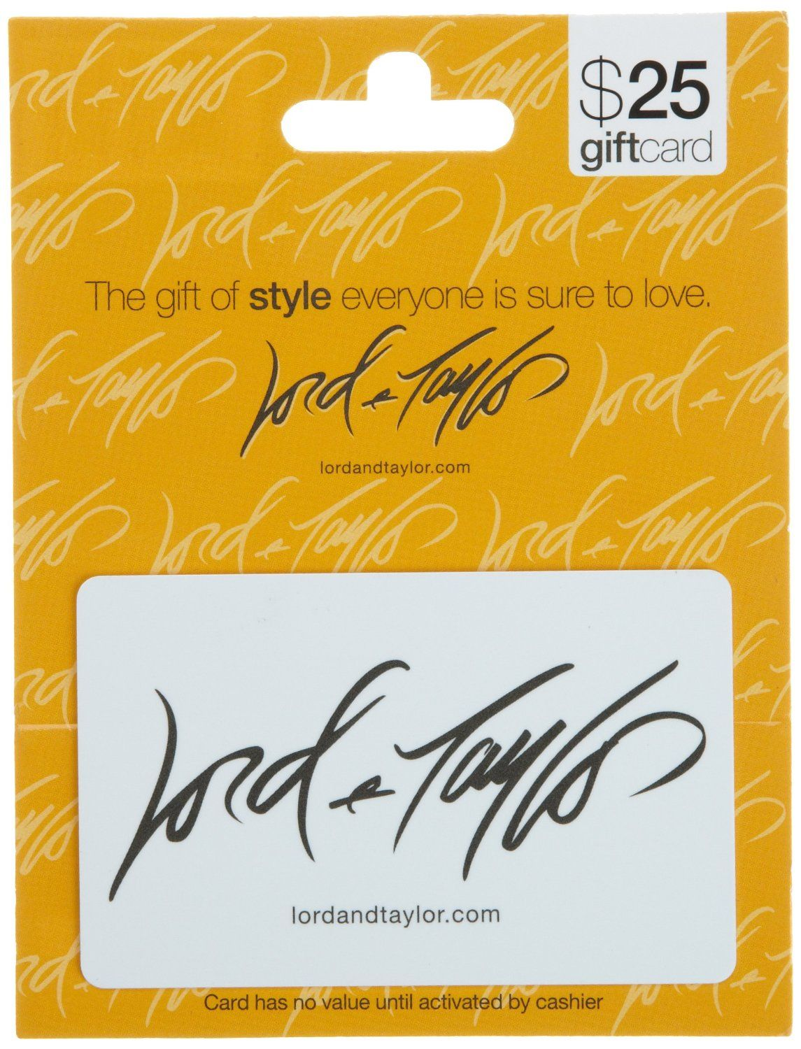 Lord taylor gift card 25 amazon lightning deal picks