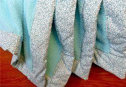 Tutorial: Soft minky blanket with cotton binding | Sewing | CraftGossip.com