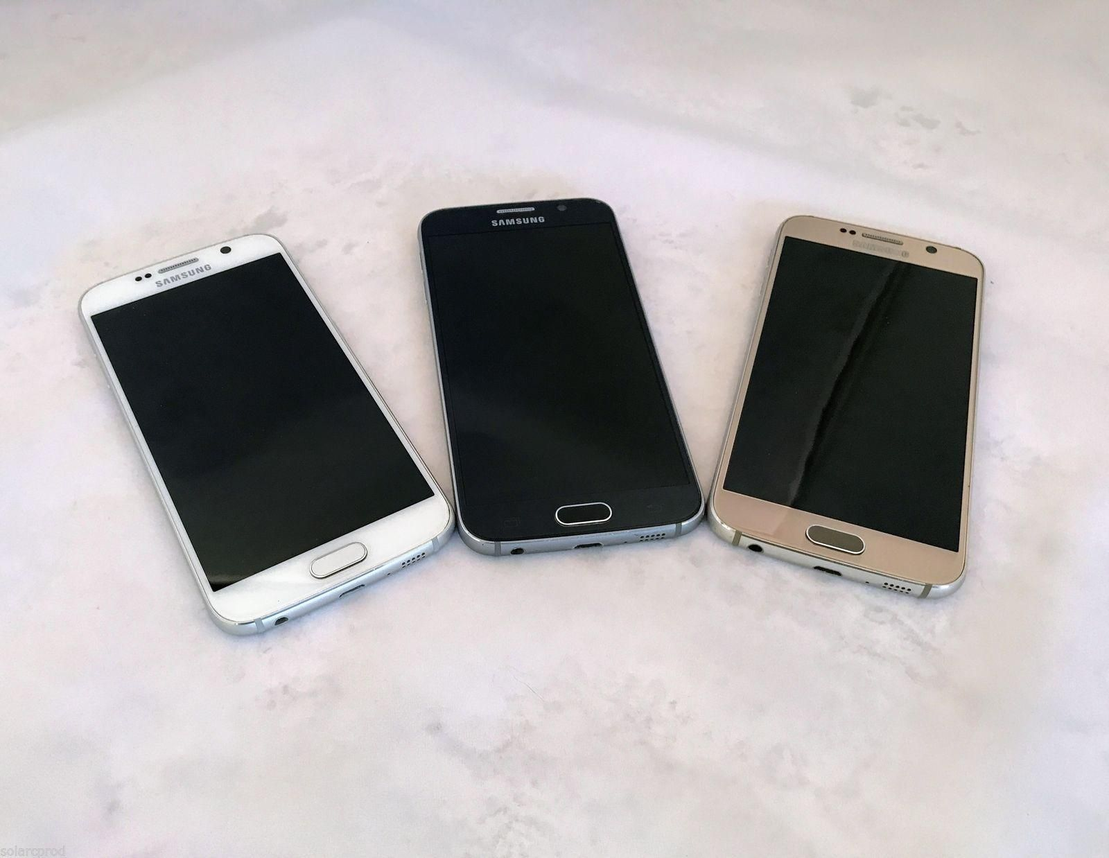 Android phone galaxy s7 Samsung Galaxy S7 Edge S7 S6 32GB
