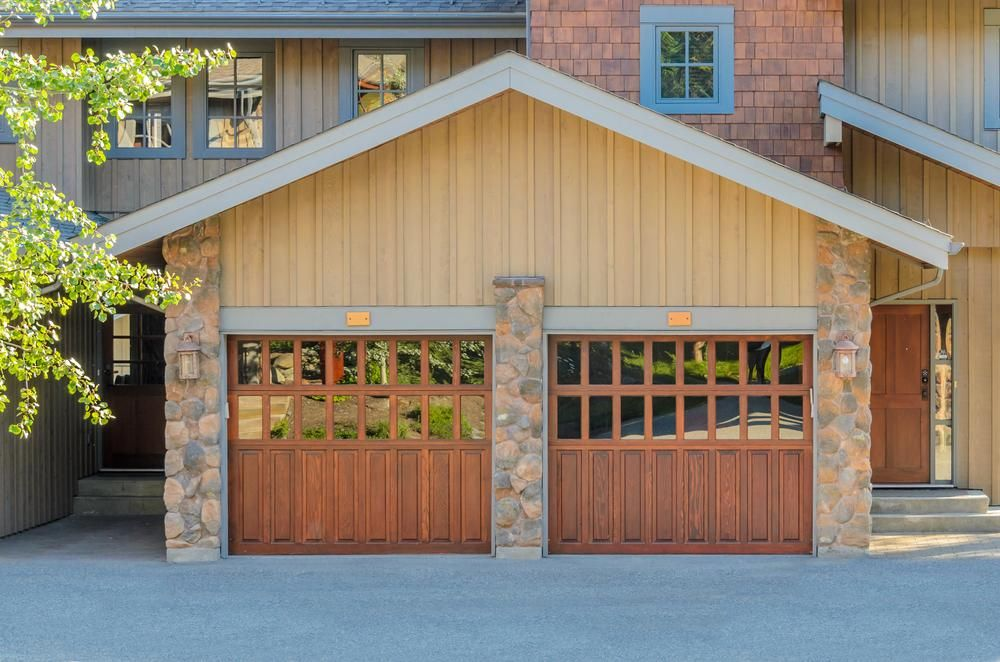 Precision of Providence has garage door parts for your DIY