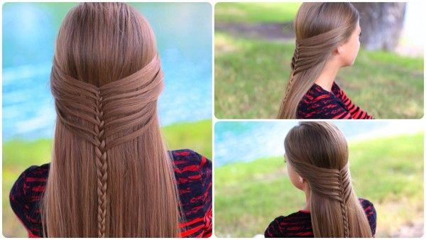 FabArtDIY – Mermaid Braid Hairstyle DIY Tutorials (Video) | Harriet ...