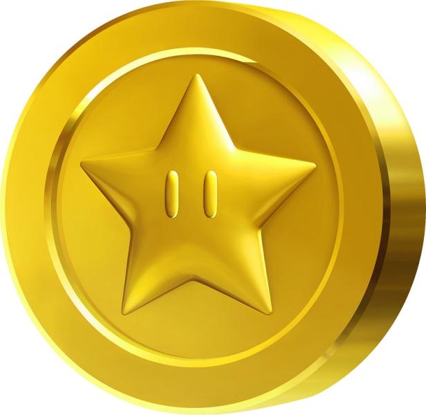Gold Coins Mario Bros Super Mario Bros Super Mario Bros Party